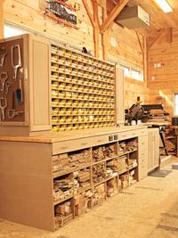 small woodshop organization | Woodworking Project Plan Shop