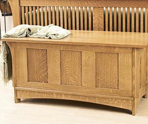 wood magazine blanket chest plans