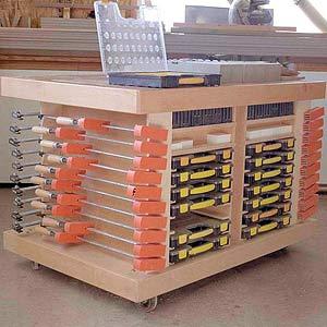 Lumber Storage Racks Woodworking PlansWoodworker Plans | Woodworker ...