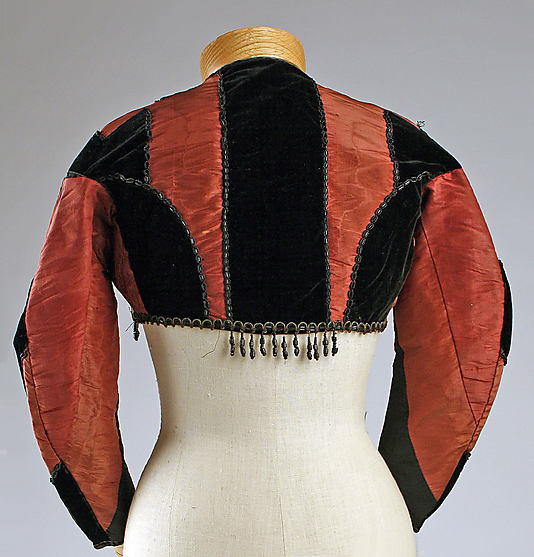 1863 Bolero from the Metropolitan Museum of Art