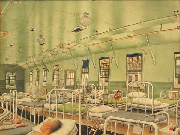 Hospital picture for blog post A Funny Thing Happened at the Hospital
