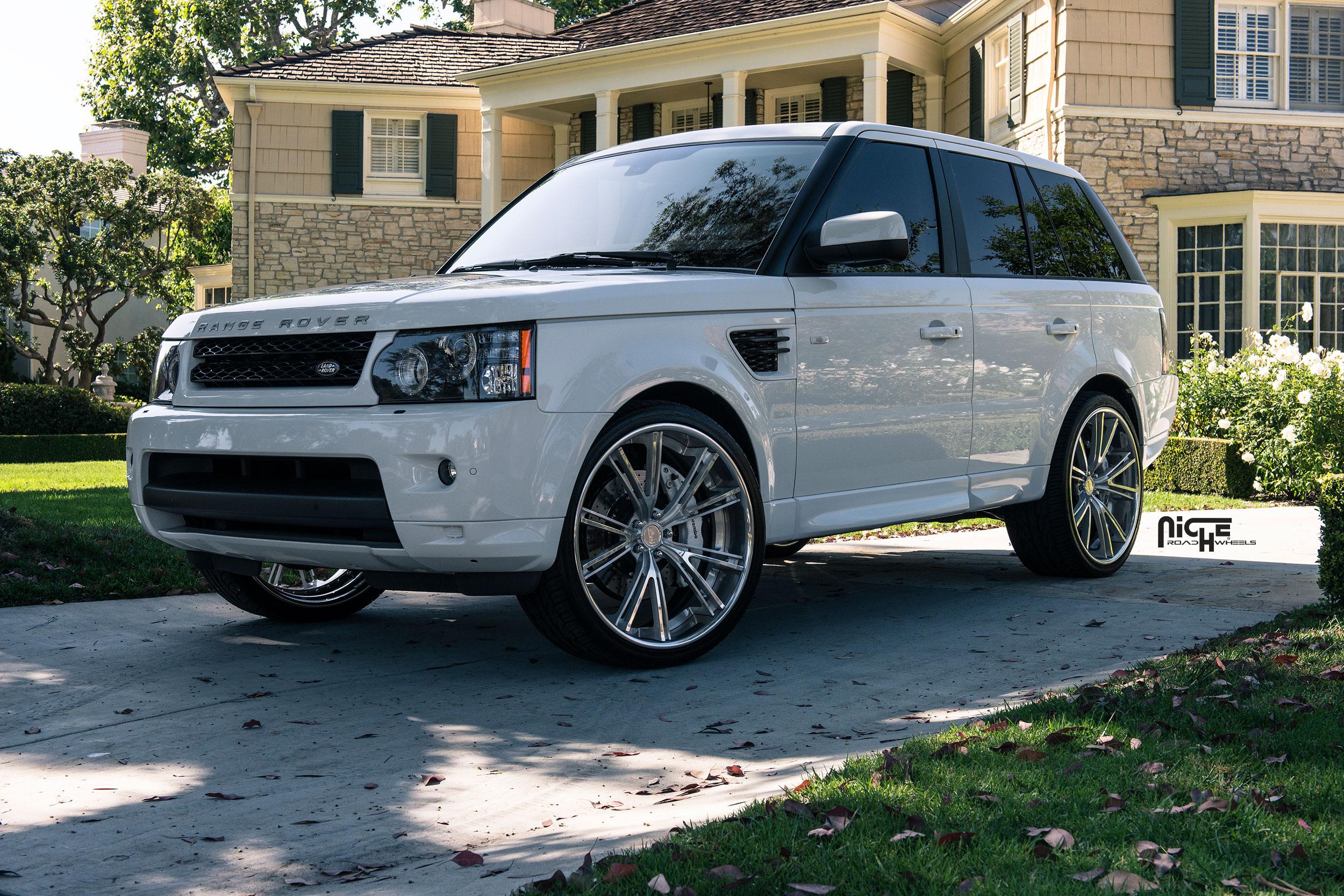Land Rover Range Rover Sport Ritz Gallery MHT Wheels Inc