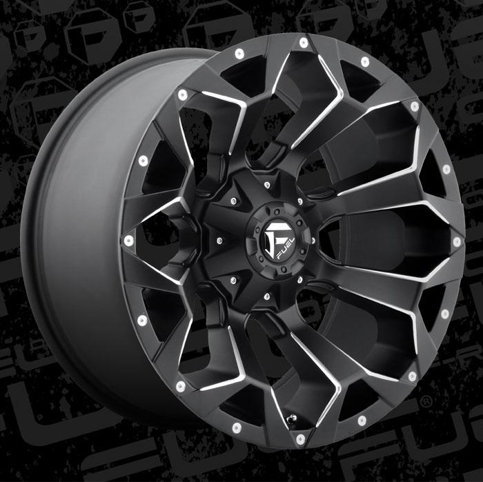 Assault D546 MHT Wheels Inc