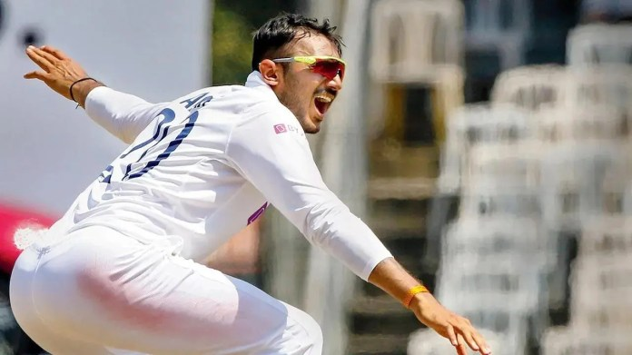 Day/Night Test: Axar Patel takes 6 wickets as India bowl out England for 112