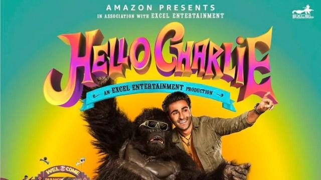 Hello Charlie teaser: Aadar Jain sets on a hilarious journey with a gorilla