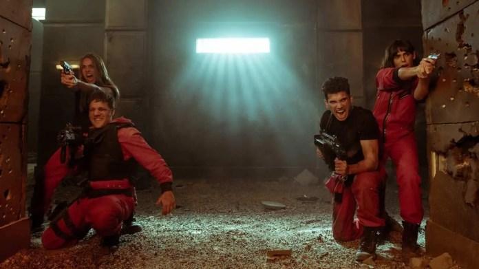 Money Heist Season 5 Volume 2 Teaser suggests 'the end is coming'; watch  video