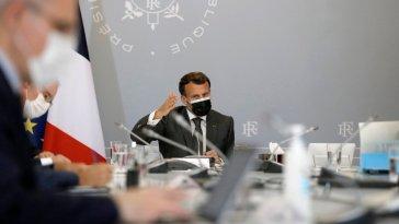 Déconfinement : Macron envisage la fin des 10 km et un allègement du couvre-feu dès le 3 mai, Gabriel Attal s'exprime