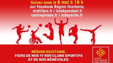 Trophées des sports Occitanie 2020 : rendez-vous le 6 mai sur les sites du groupe