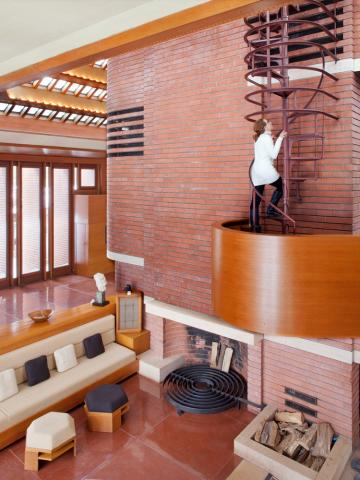6 Frank Lloyd Wright Must See Buildings Midwest Living