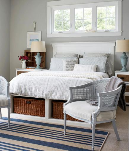 House Tour Lake House Effect Midwest Living
