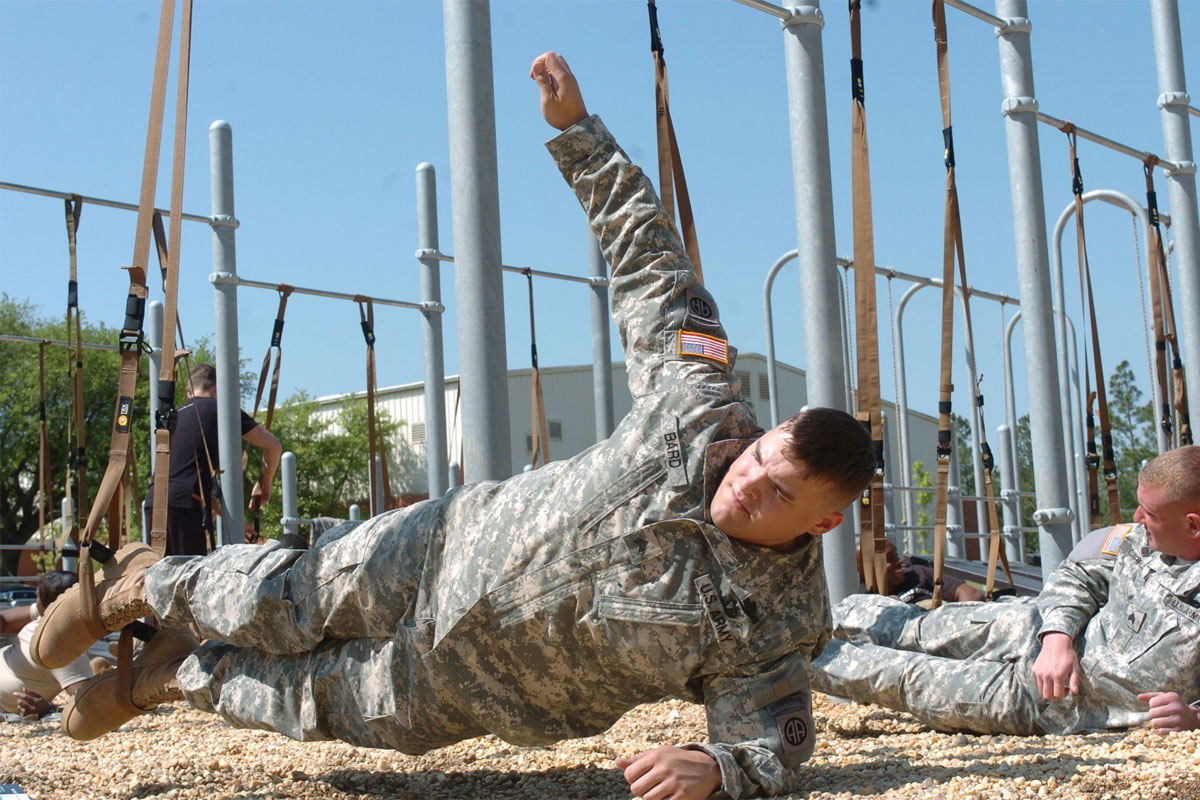 U S Army Weight Requirements