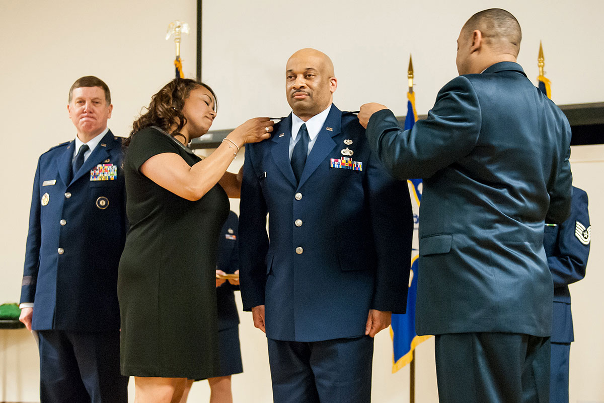 Air Force Identifies 497 Officers For Promotion To Colonel