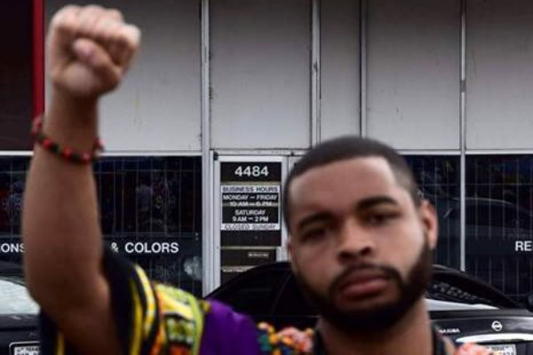 Micah Xavier Johnson (Photo via Facebook)