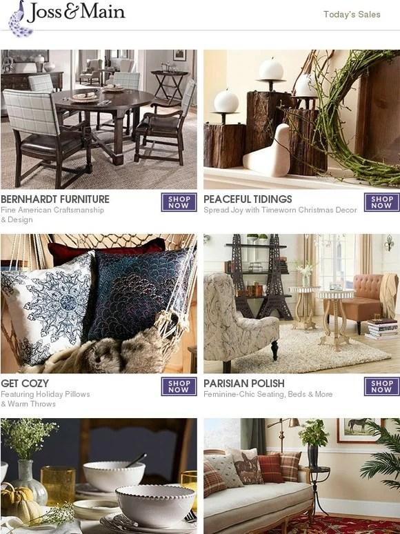 Joss Amp Main Bernhardt Furniture Weathered Decor