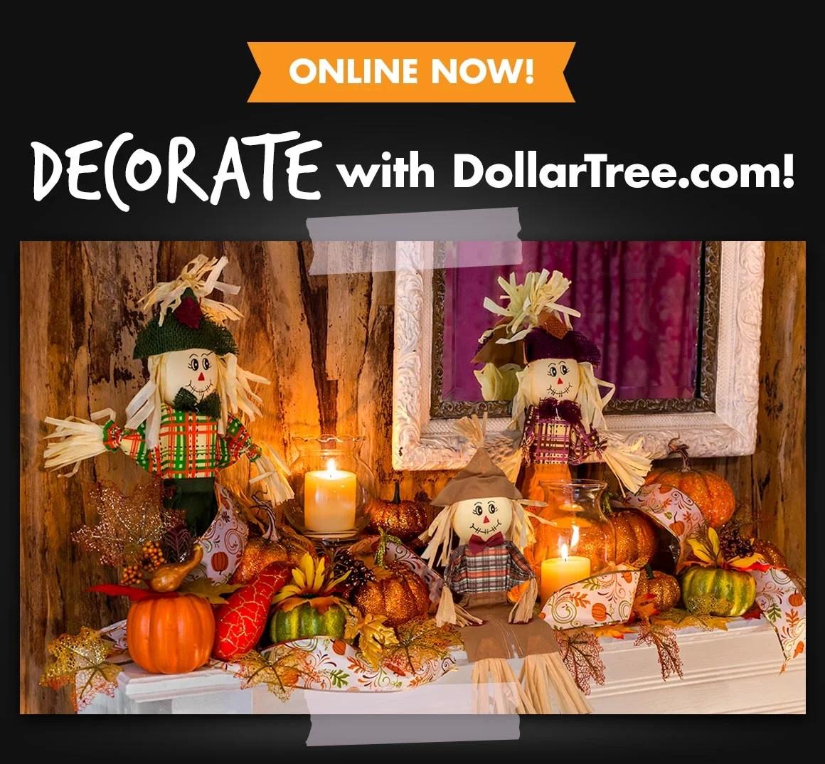Supplies Dollar Tree Halloween