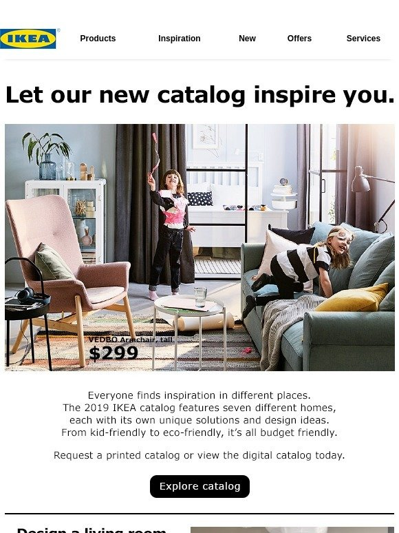 Ikea No Need To Wait The 2019 Ikea Catalog Is Here Milled