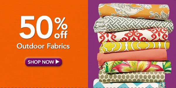 outdoor fabrics pillow forms are half