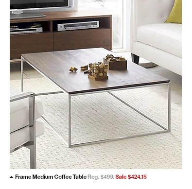 crate and barrel last chance 15 off
