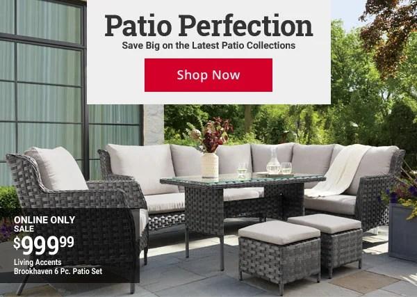 ace hardware patio savings going on