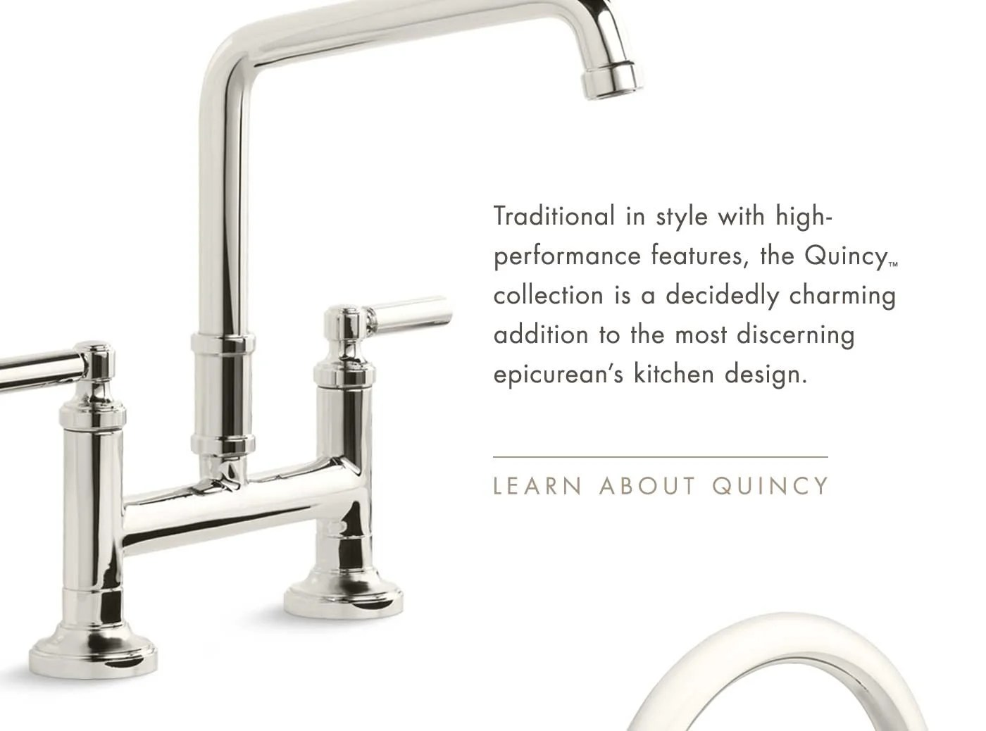 be charmed by the quincy collection