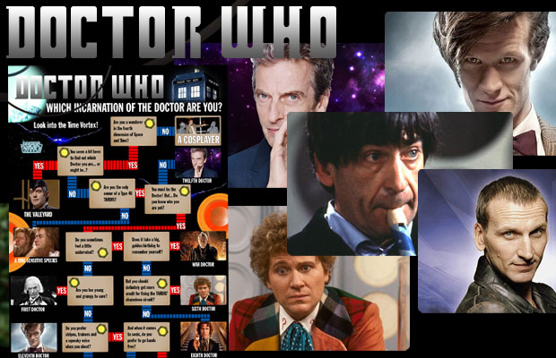 Dr Who - Which Doctor are you? - Mirror Online
