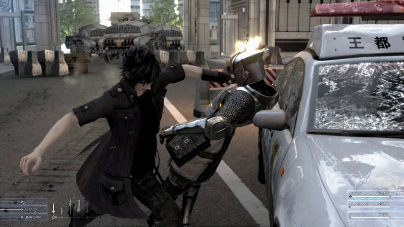 Final Fantasy 15 F The Police Final Fantasy XIV Galleries