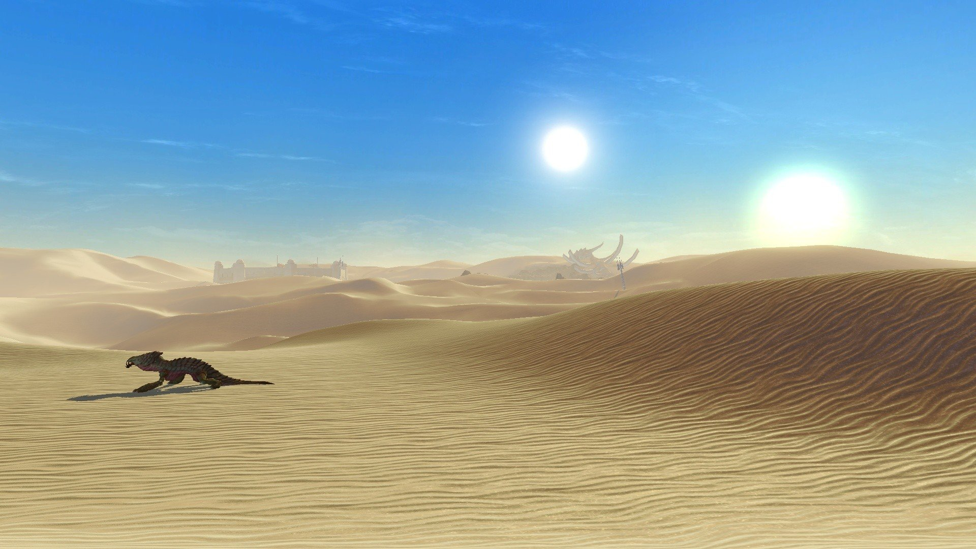 SWTOR Tatooine Star Wars The Old Republic