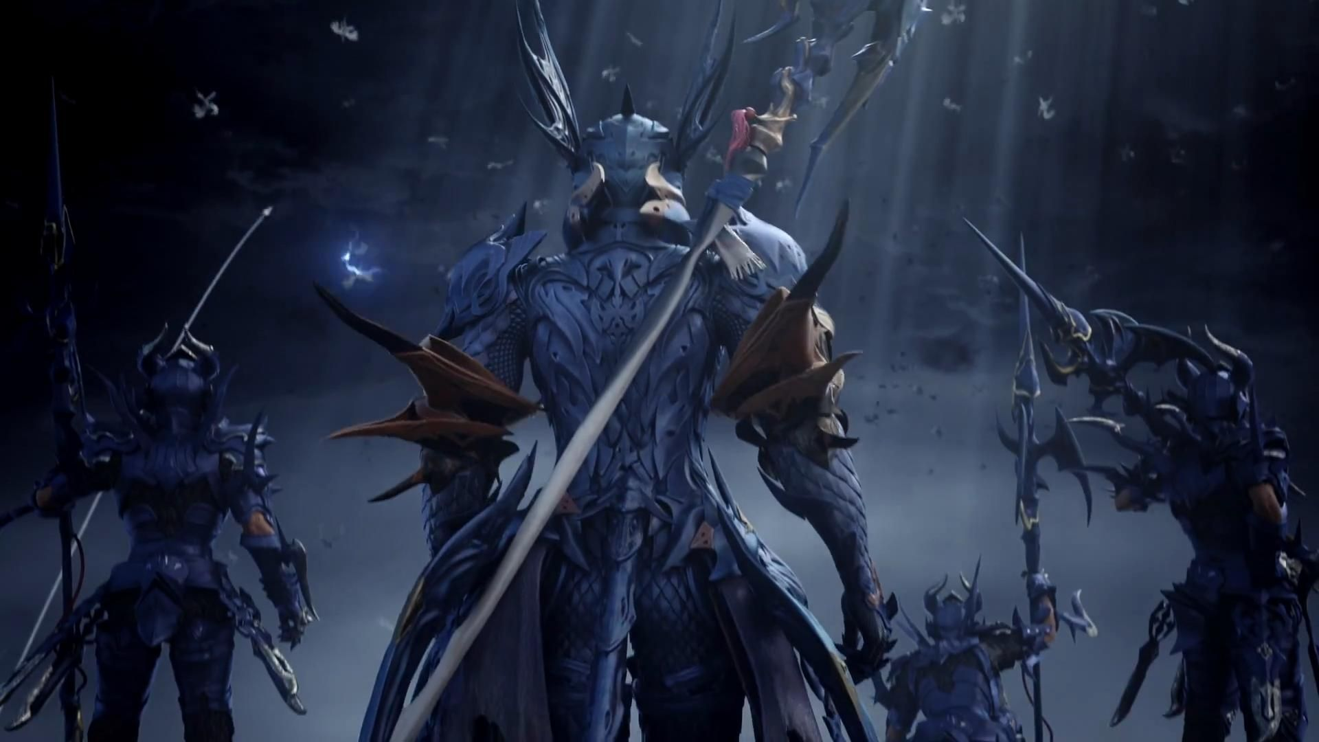 Final Fantasy XIV Life Of The Dragoon