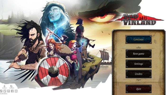 Dead In Vinland Is Banner Saga Meets The Sims Amp Its