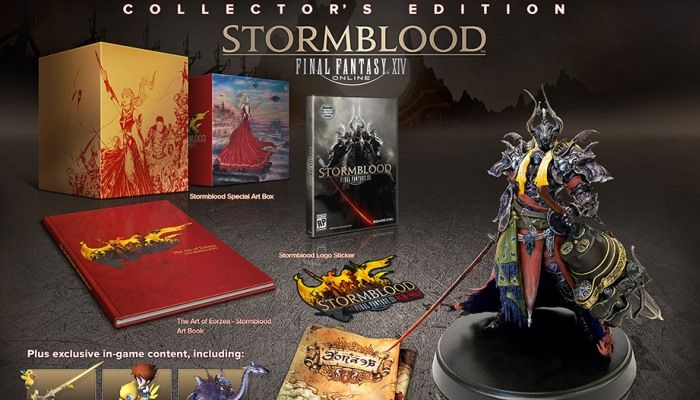 Stormblood Collectors Edition Giveaway For PS4