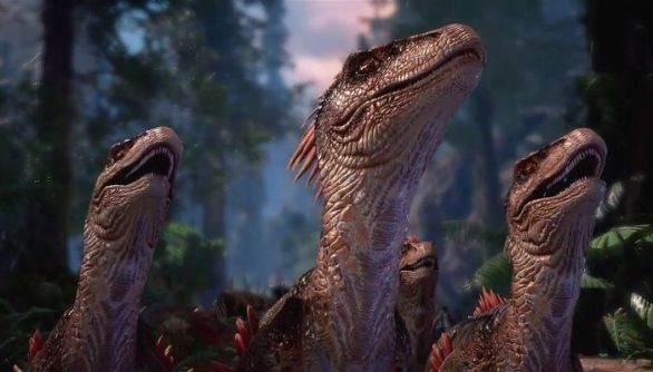 ARK Park  Prepped for a March 22nd Launch Date