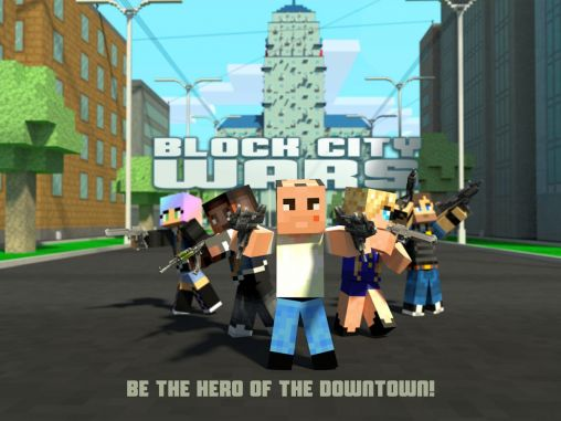 Block City Wars Mine Mini Shooter Android Apk Game Block City Wars Mine Mini Shooter Free