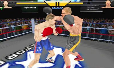 Screenshots of the Fists For Fighting for Android tablet, phone.