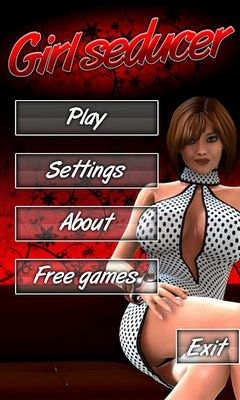 Screenshots of the Girl Seducer for Android tablet, phone.
