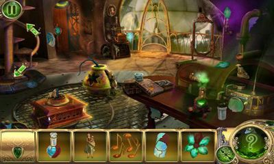 Screenshots of the Snark Busters for Android tablet, phone.