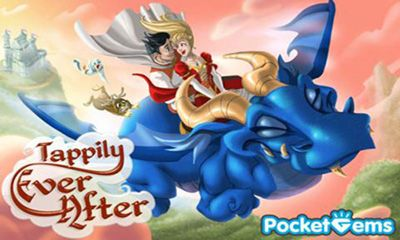 Screenshots of the Tappily Ever After for Android tablet, phone.