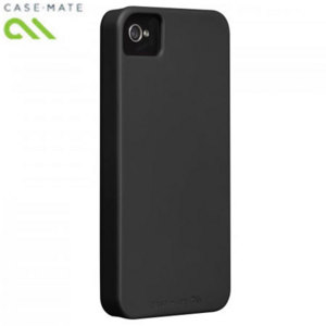 Case-Mate Barely There For iPhone 4 - Black