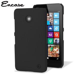 ToughGuard Nokia Lumia 635 / 630 Rubberised Case - Black