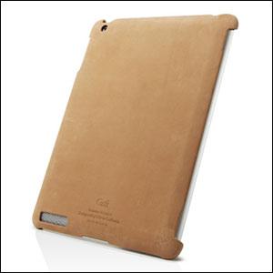 SGP iPad 2 Leather Case Griff Series - Vintage Brown