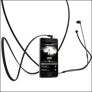 a-Jays One+ Earphones