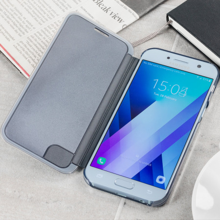 clear view cover samsung galaxy a5 2017