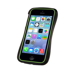 Draco Design Allure CP Ultra Slim Bumper Case for iPhone 5C - Green