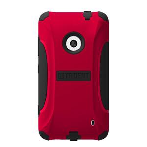 Trident Aegis Case for Lumia 525/520 - Red