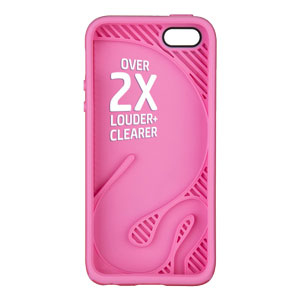 Speck CandyShell Amped iPhone 5S / 5 Case - Bubblegum Pink