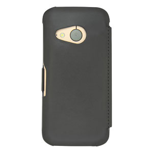 Noreve Tradition HTC One Mini 2 Leather Case - Black