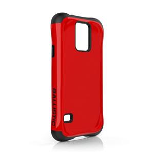 Ballistic Urbanite Samsung Galaxy S5 Case - Red/Black