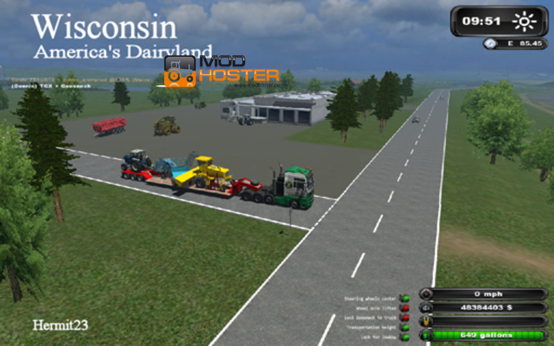 Farming Simulator 2017 High Boy