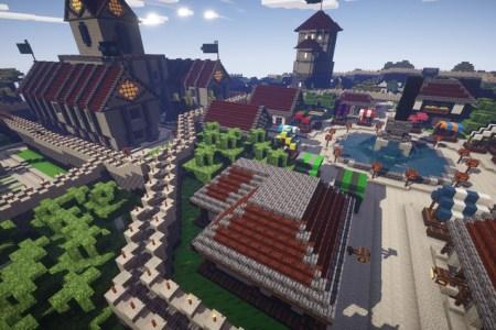 Minecraft Mittelalter Map Path Decorations Pictures Full Path - Minecraft mittelalter hauser download