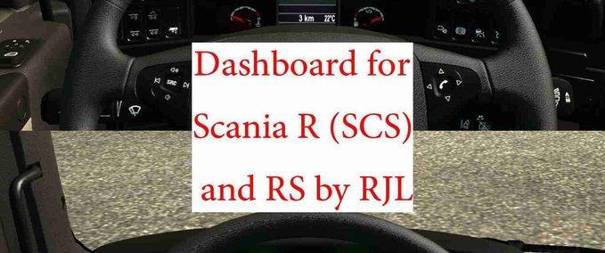 dashboard v1 0 by honza cz for scania r