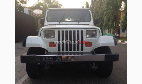 Image Result For Jeep Wrangler Yj Jualbeli Modifikasi Com